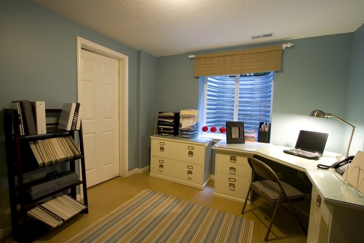8 home office setup ideas to inspire productivity the - Home office setup ideas ...